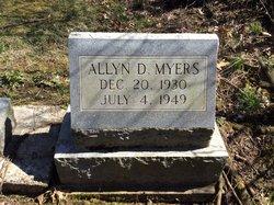 Allyn D. Myers
