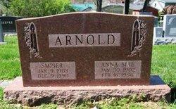 Anna Mae <I>Dawson</I> Arnold