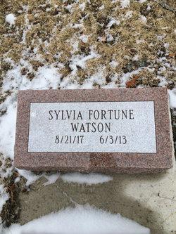 Sylvia Rae <I>Fortune</I> Watson