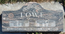 William Morris Lowe