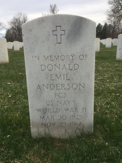 Donald Emil Anderson