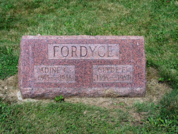 Clyde Eldridge Fordyce