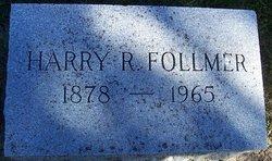 Harry Rolla Follmer