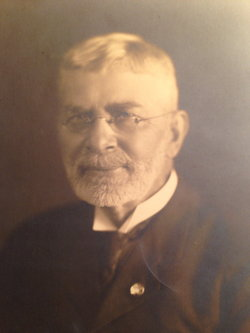 Pvt Alfred Cornelius Gibson