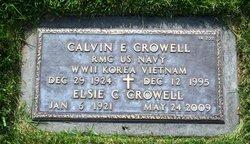 Calvin Ellsworth Crowell