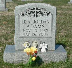 Lisa Ann <I>Jordan</I> Adams