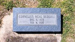 """Corneillus """"Neil"""" Bedsole"""