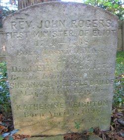 Rev John Rogers, Jr