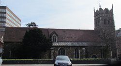 Saint Nicholas' Churchyard