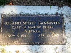 Roland Scott Bannister (1941-2015) - Find A Grave Memorial