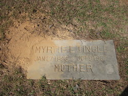 Myrtie Elizabeth Tingle