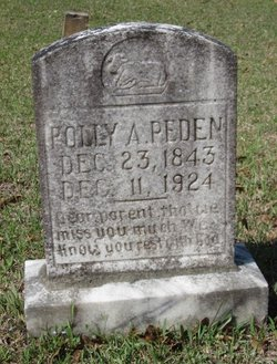 Polly Ann <I>Johnson</I> Peden