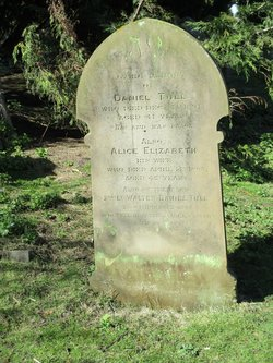 Alice Elizabeth <I>Palmer</I> Tull