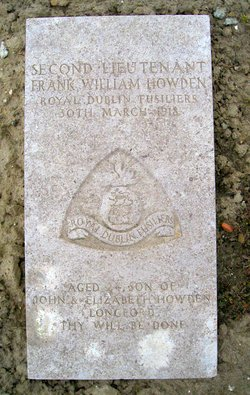 """2LT Francis William """"Frank"""" Howden"""