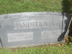 Miland A Andecover