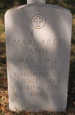 Margaret Ann Alba