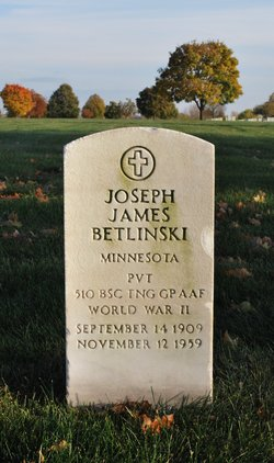 Joseph James Betlinski
