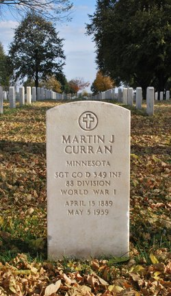 Martin J Curran