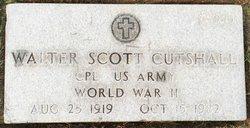 Walter Scott Cutshall