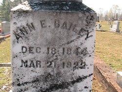 Ann E. Bailey