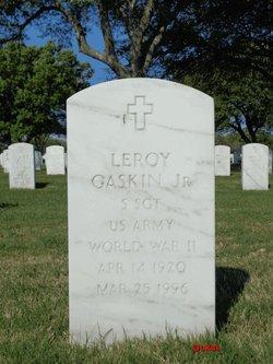 Leroy Gaskin, Jr