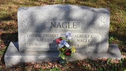 Carrie Belle <I>Probst</I> Nagle