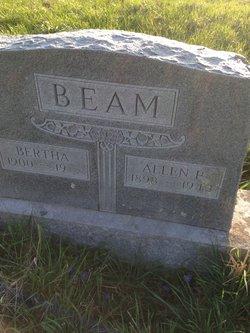 Bertha <I>Smith</I> Beam