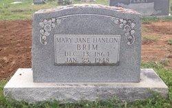 Mary Jane <I>Lingo</I> Brim