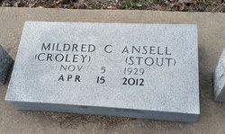 "Mildred C ""Midge"" <I>Seeber</I> Ansell"