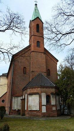 St. Mina in Berg am Laim