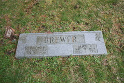 Alice Celia <I>Cornett</I> Brewer