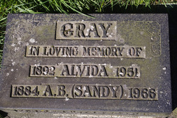 Alvida Otilia <I>Lindseth</I> Gray