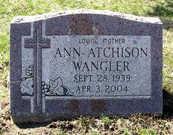 Ann Marie <I>Donovan</I> Atchison Wangler