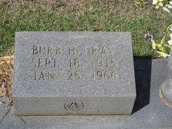 Burb H. Gray