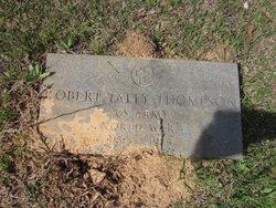 Robert Tally Thompson