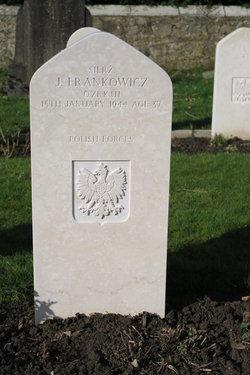 Sierzant Jozef Frankowicz, Polish Army