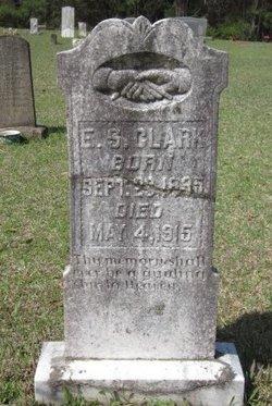 Rev Ebenezer Samuel Clark