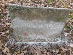 Susan <I>Cunard</I> Aaron