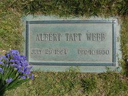Albert Taft Webb