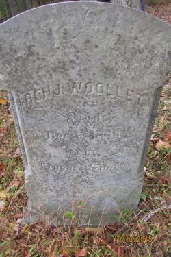 Benjamin Woollet