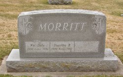Dorothy Pearl <I>Merriam</I> Morritt