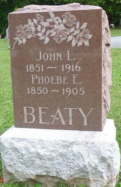 Phoebe E <I>Neal</I> Beaty