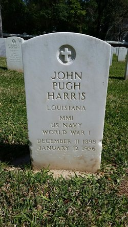 John Pugh Harris