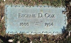 Eugene D Cox