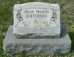 Nellie Frances <I>Wilkins</I> Birtcherd