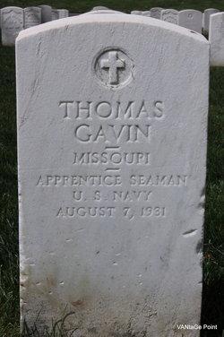 Thomas Gavin