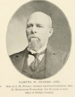 Samuel W Peters
