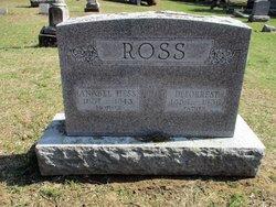 Annabell H <I>Hess</I> Ross