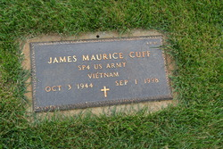 James Maurice Cuff