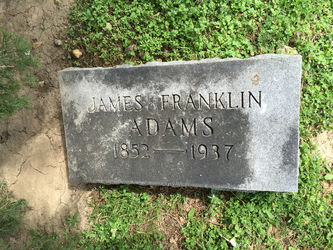 James Franklin Adams